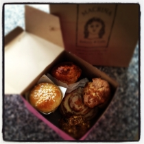 Macrina bakery goodies