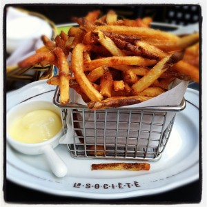 La Société French Fries