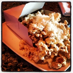 Origin Truffled popcorn