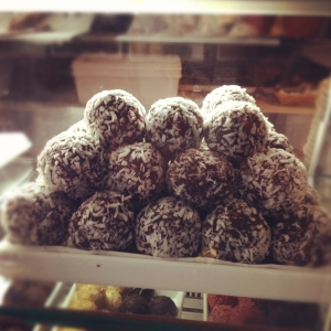 FIKA NYC Chocolate balls