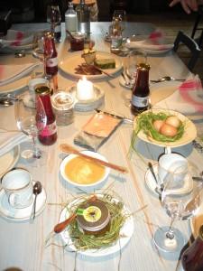 Breakfast at Fäviken