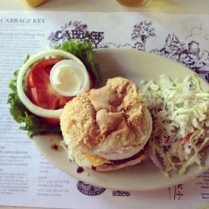 Cabbage key Cheeseburger