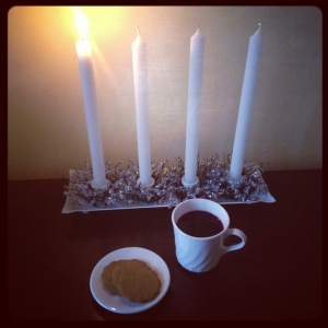 1 Advent glögg