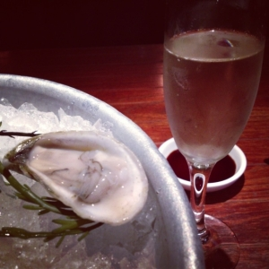 Lure - Oysters and Champagne