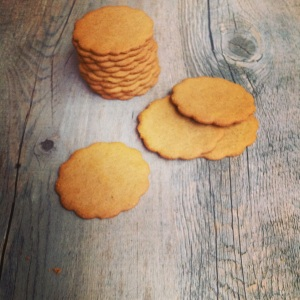Ginger Snaps - Pepparkakor