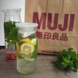 Muji water carafes