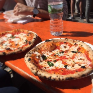 Roberta' Pizza at Mad.Sq.Eats